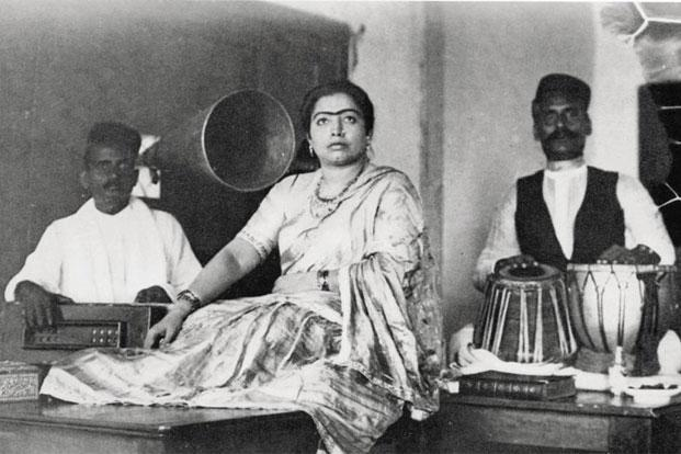 "Gauhar Jaan. Photo: Courtesy 'My Name Is Gauhar Jaan! The Life And Times of a Musician"" by Vikram Sampath/Rupa & Co."