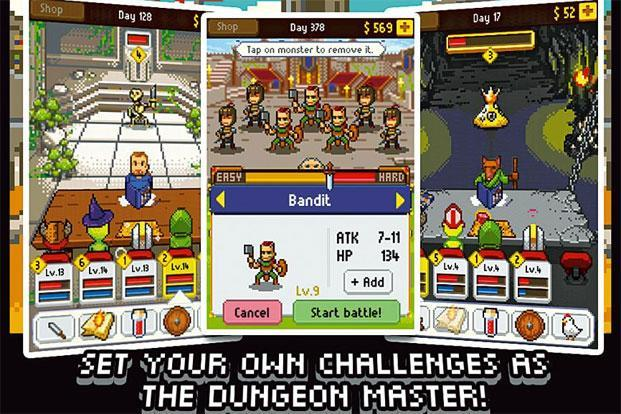 Knights of Pen & Paper is a game about gaming, and this twist revitalizes the genre.