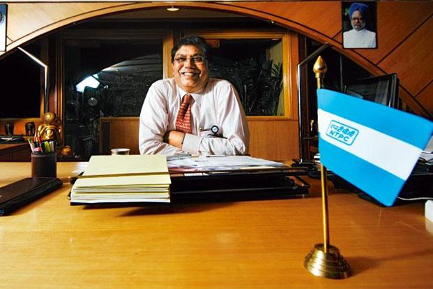 A.R. Choudhury. Photo: Pradeep Gaur/Mint