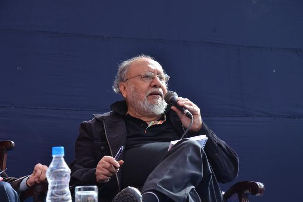 Ashis Nandy. Photo: Mahesh Acharya