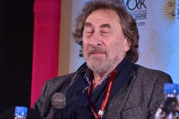 2010 Man Booker Prize winner Howard Jacobson. Photo: Mahesh Acharya