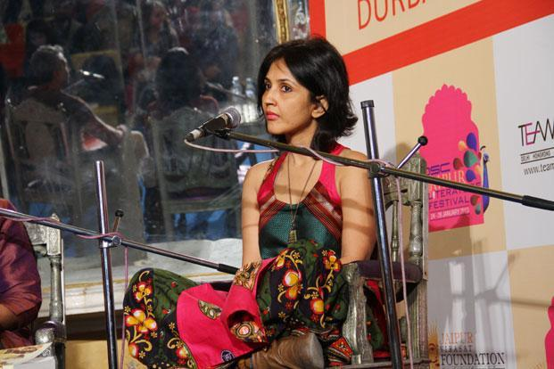Anuja Chauhan. Photo: Mahesh Acharya