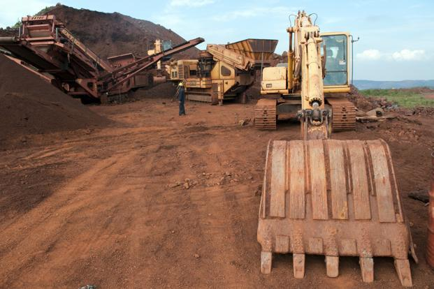 With mining coming to a standstill, there is little that Sesa Goa can do on the ore-mining front except keep its expenses to a minimum and undertake only essential capital expenditure. Photo: Aniruddha Chowdhury/Mint