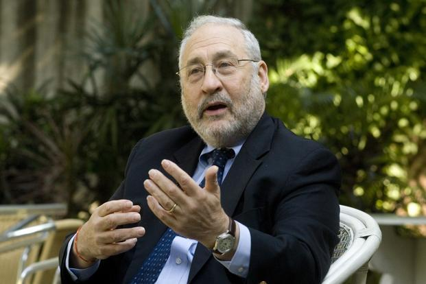 A file photo of Joseph Stiglitz. Photo: Ramesh Pathania/Mint