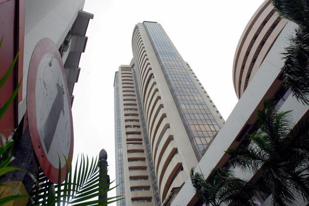 A file photo of the Bombay stock exchange. Indian equity markets have seen record foreign institutional inflows of over $3.01 billion in January. Photo: Mint