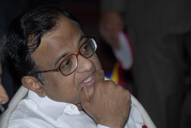 Finance minister P. Chidambaram has said that at the end of the current financial year, India will have a fiscal deficit of 5.3% of the gross domestic product which he wants to cut to 4.8% next year. Photo: Hemant Mishra/Mint