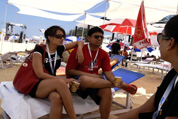 Indians made as many as 14.21 million international trips in 2011. Photo: Abhijit Bhatlekar/Mint