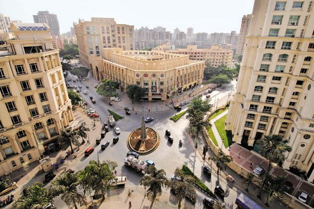 A file photo of Hiranandani Complex, Mumbai. Photo: Abhijit Bhatlekar/Mint