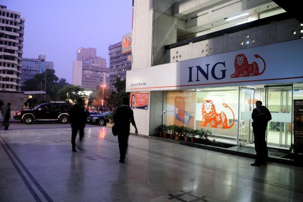 ING Vysya Bank's net interest income for the quarter increased by 24.5% to `402.9 crore from a year earlier. Photo: Pradeep Gaur/Mint
