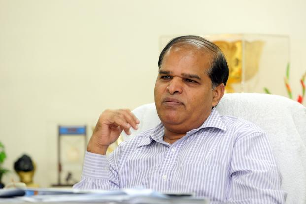 CIL chairman S. Narsing Rao says the company aims to supply 464 mt of coal this fiscal year ending March, an increase of about 7%. Photo: Indranil Bhoumik/Mint