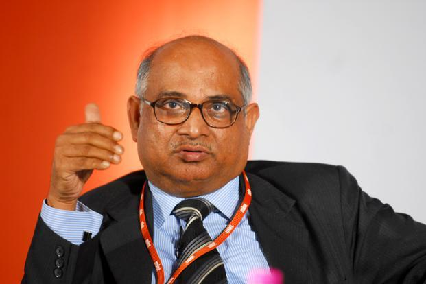 P.K. Choudhury, vice chairman and group CEO, Icra Ltd. Photo: Indranil Bhoumik/Mint