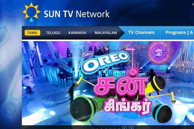 Advertising fillip for Sun TV