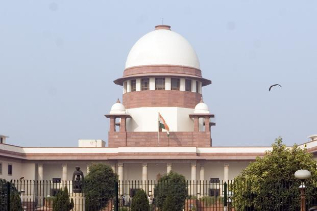 The Supreme Court says that out of box thinking is required on the part of warring states to sort out the dispute. Photo: Ramesh Pathania/Mint