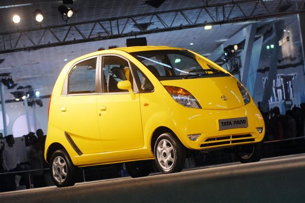 The Nano diesel is scheduled for launch by the end of this calendar year. Photo: Ramesh Pathania/Mint