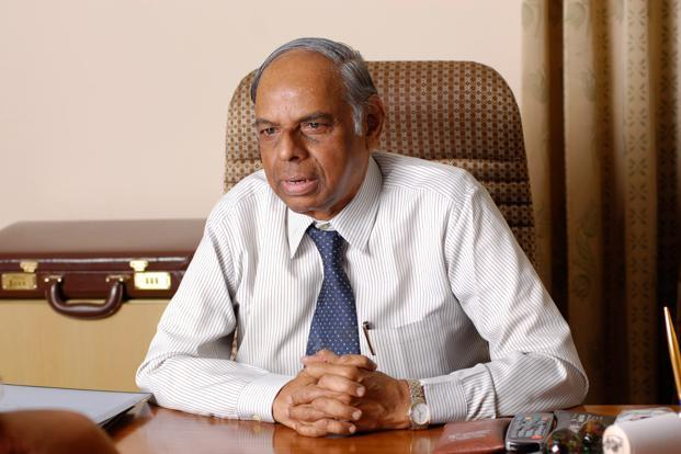 A file photo of the Prime Minister's economic adviser C. Rangarajan in New Delhi. Photo: Ramesh Pathania/Mint