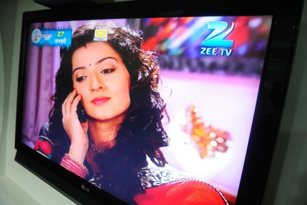 Zee Entertainment's channels ETC Punjabi, Zing, Zee Salaam, Zee Tamizh and Zee Cinema are already being telecast in Canada. Photo: Pradeep Gaur/Mint