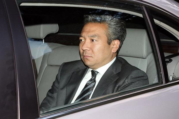 A file photo of digital technology expert Kevin Tsujihara in New Zealand. Since 2005, Tsujihara has run the Warner Bros. home entertainment group, overseeing home video, digital distribution, video games, anti-piracy efforts and emerging technology. Photo: AFP
