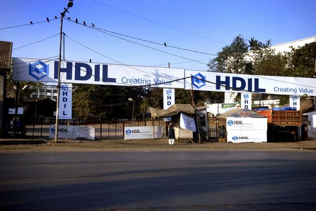 HDIL says Credit Suisse Singapore has sold 30,15,356 shares in the Mumbai-based firm between 23 Nov 2012 and 23 Jan 2013. It further sold 69,11,723 shares in HDIL on 24 January. Photo: Abhijit Bhatlekar/Mint