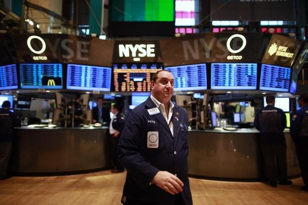 The Dow Jones industrial average was down 12.75 points, or 0.09%, at 13,883.23 at the unofficial close. The Standard & Poor's 500 Index was down 2.67 points, or 0.18%, at 1,500.29. Photo: Reuters