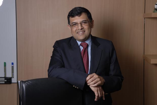 Reliance Capital's chief executive officer Sam Ghosh. Photo: Abhijit Bhatlekar/Mint