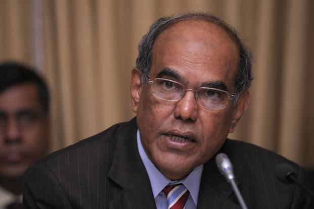 A file photo of RBI governor D. Subbarao. Photo: Abhijit Bhatlekar/Mint