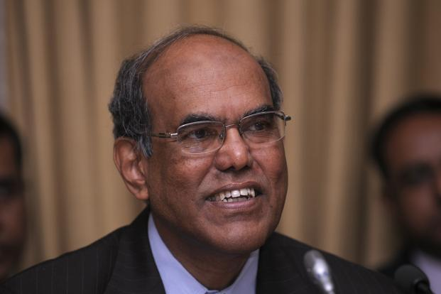 RBI governor D. Subbarao says fiscal deficit reduction is not necessarily contradictory, and could enhance growth. Photo: Abhijit Bhatlekar/Mint