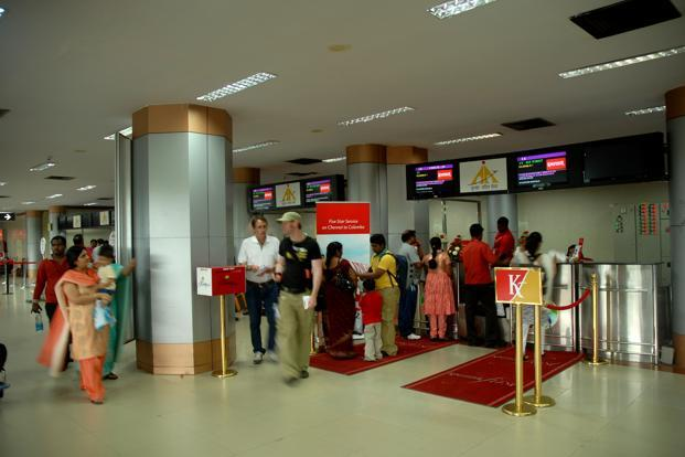 A file photo of Chennai airport. Photo: Hemant Mishra/Mint