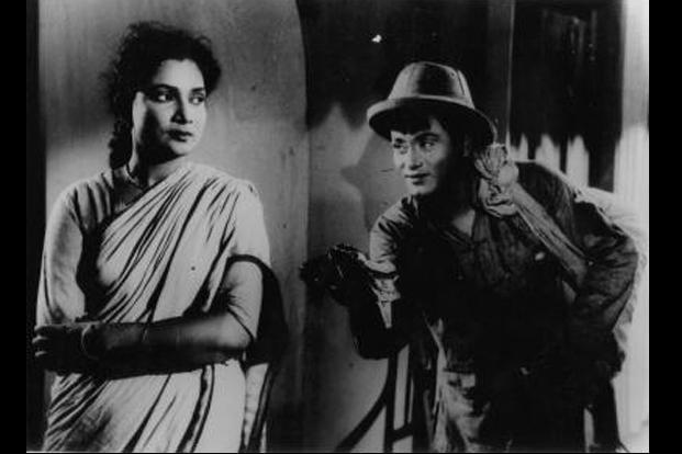 <i>Neel Akasher Neechey</i> (1959), a film that revolves around an immigrant Chinese wage labourer and the problems that he faces in Calcutta in 1930s, was banned for its overtly political message.