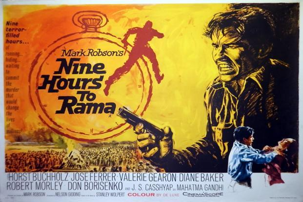 <i>Nine Hours to Rama</i> (1963) was banned as it documented the psychological motivations of Nathuram Godse leading to the assassination of Mahatma Gandhi.