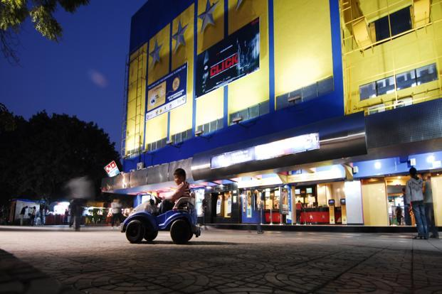 PVR added 17 new screens in the third quarter. Photo: Priyanka Parashar/Mint (Priyanka Parashar/Mint)
