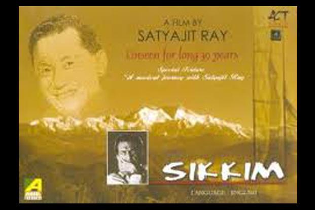 <i>Sikkim</i> (1971) by Satyajit Ray was banned in India for showing Chogyal-ruled Sikkim as a sovereign state. The ban was lifted in September 2010.