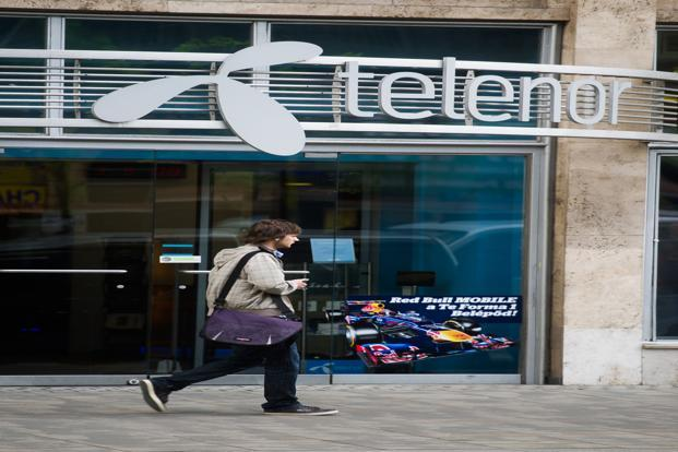 Telenor has expressed concern about the way the government has treated the pricing of 800MHz CDMA spectrum and the 1,800MHz GSM spectrum. Photo: Bloomberg