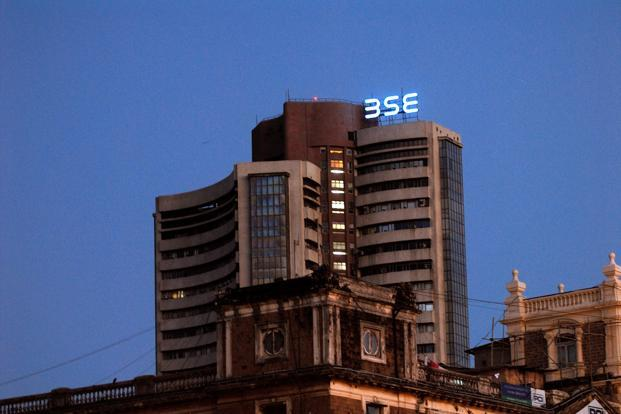 A file photo of BSE building in Mumbai. Photo: Mint