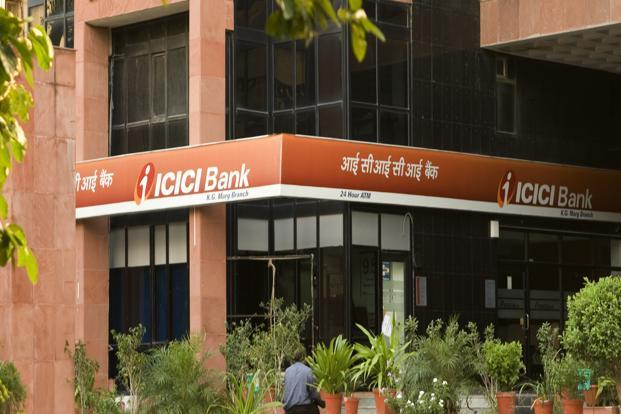 ICICI Bank's net non-performing loans narrowed to 0.76% of net advances from 0.83%. Photo: Ramesh Pathania/Mint (Ramesh Pathania/Mint)