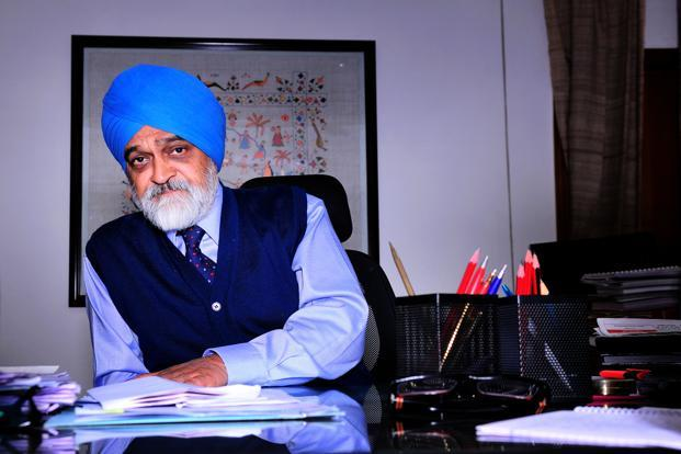 Montek Singh Ahluwalia, deputy chairman, Planning Commission. Photo: Priyanka Parashar/Mint