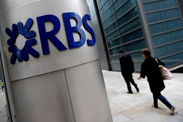 Last year, RBS paid out £390 million to its investment bankers. Photo: AFP