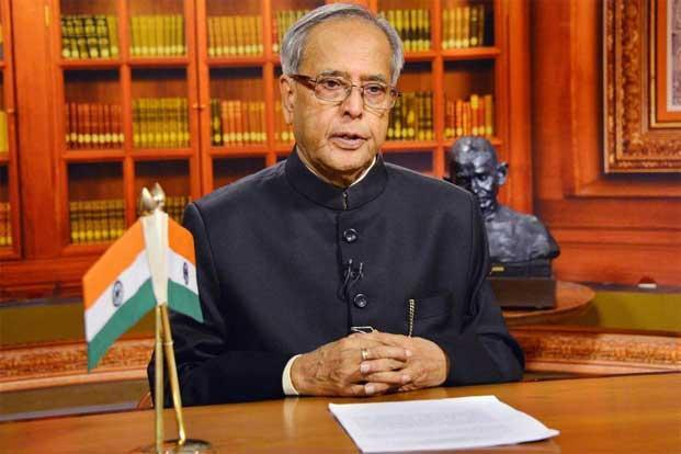 "India's President Pranab Mukherjee. The Union Cabinet went beyond the Verma Committee's recommendation by providing for capital punishment in the cases where rape leads to the death of the victim or leaves her in ""persistent vegetative state""."