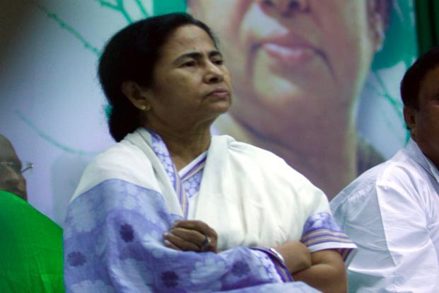 A file photo of Mamata Banerjee. Photo: HT