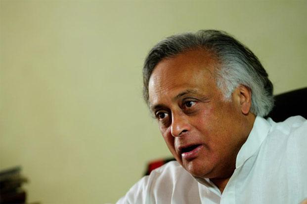Rural development minister Jairam Ramesh said. Photo: Pradeep Gaur/Mint