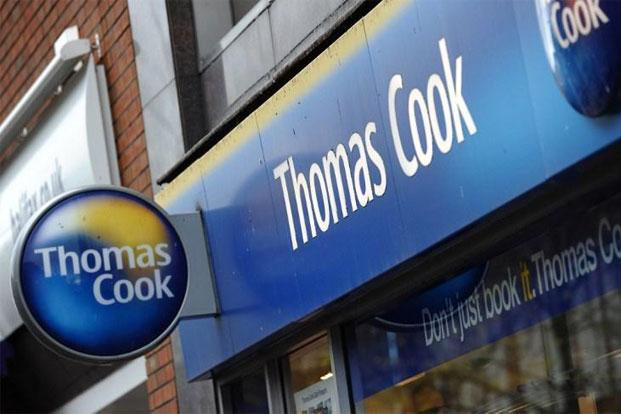 Thomas Cookis one of the largest travel and travel-related financial services companies in the country. Photo: AFP