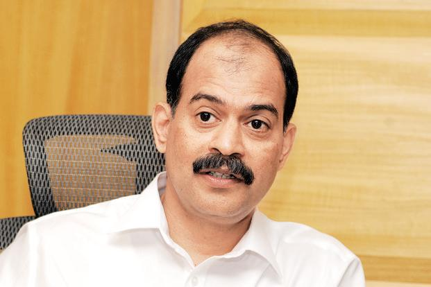Ullas Kamath, joint managing director, Jyothy Laboratories. Photo: Hemant Mishra/Mint