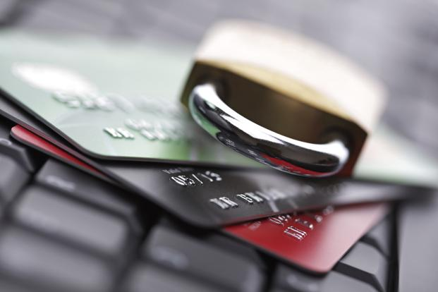 The latest RBI data on credit cards put them at 18.67 million in November. Photo: Thikstock