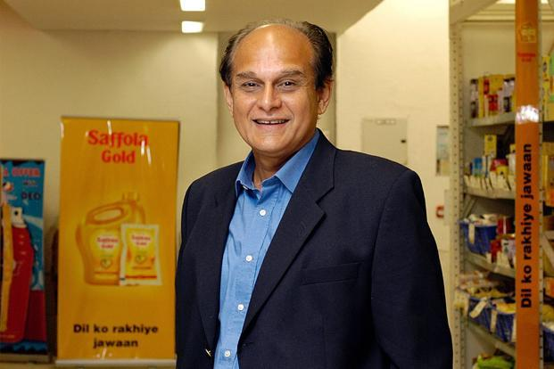 Harsh Mariwala, chairman of Marico. Photo: India Today
