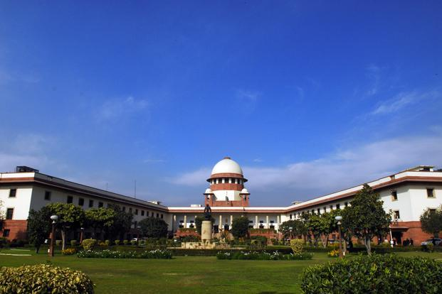 On Tuesday, the Supreme Court heard the special leave petition filed by the 'Financial Times' to ensure that until the appeal is heard, and the validity of each party's trademark determined, a related trademark appeal before the high court in Bangalore is stayed. Photo: Satish Kaushik/Mint