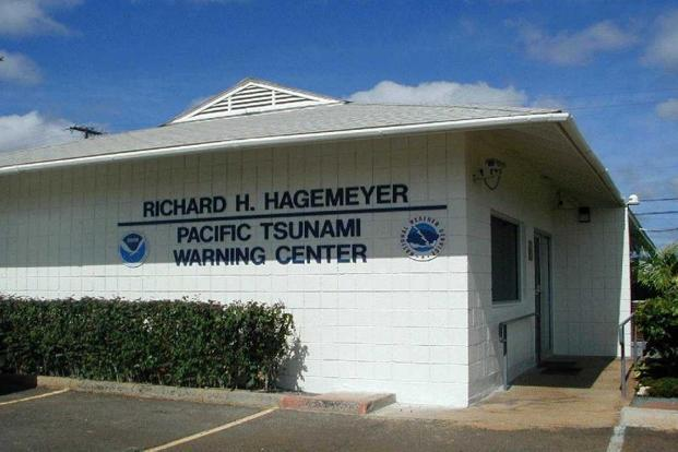 Tsunami watches were in effect as far afield as Hawaii, the Pacific Tsunami Warning Centre said, and New Zealand was also on guard. But monitors said there was no threat to Australia. Photo: AFP