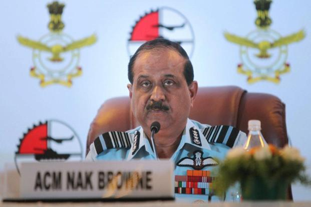 Air chief marshal N.A.K Browne said that he expected production to begin by 2022. Photo: PTI