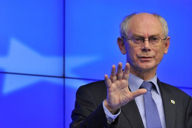 EU president Herman Van Rompuy. Photo: Georges Gobet/AFP