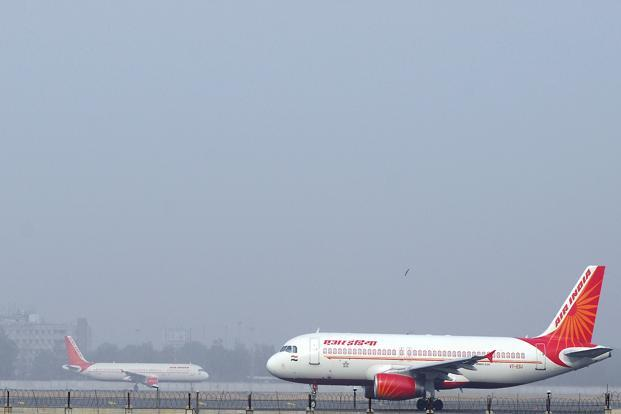 A file photo of Delhi airport. Photo: Ramesh Pathania/Mint.