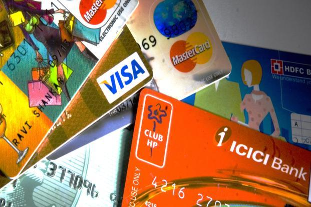 Visa makes money by processing card transactions. Its results provide insight into how much consumers are spending.  Photo: Ramesh Pathania/Mint
