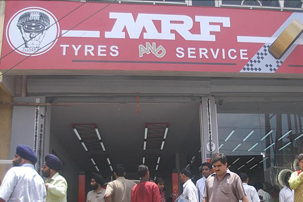 MRF has been able to maintain realizations, helping it ensure good profitability, say analysts. Photo: Hindustan Times